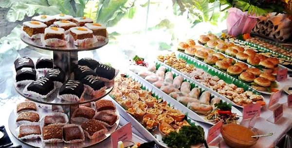 exhibition catering in turkey